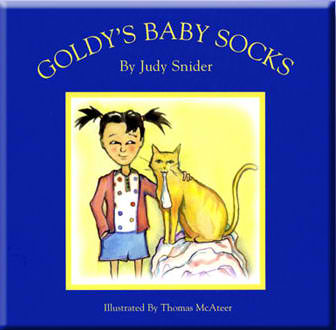 Xlibris Book Goldy's Baby Socks