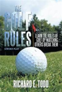 Xlibris book The Golf Rules