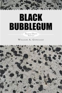 Xlibris book Black Bubblegum