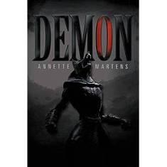 Xlibris book Demon preview