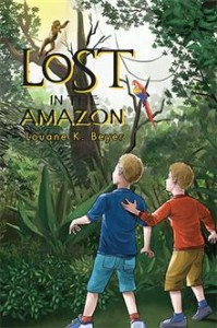 Xlibris book Lost in Amazon