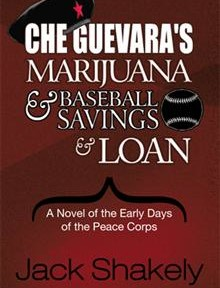 Xlibris Book Che Guevara's Marijuana & Baseball Savings & Loan