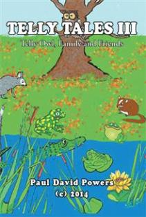 Xlibris book Telly Tales III preview
