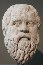 Ancient Greece was especially known for its philosophers, such as Socrates.
