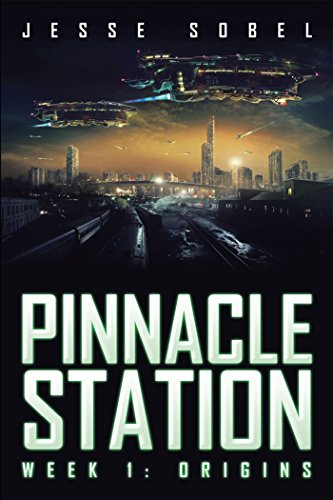 Xlibris Author| Jesse Sobel, Pinnacle Station