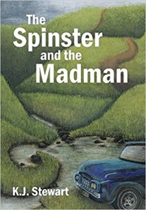 Xlibris Author| KJ Stewart, The Spinster and the Madman