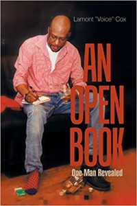 Xlibris Author| Lamont Cox, An Open Book