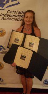 Xlibris News| Xlibris Author Wins EVVY Award in Three Categories