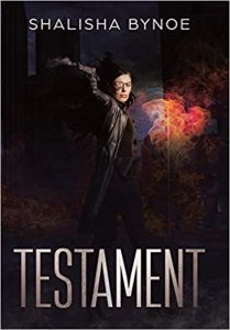 Xlibris Author| Shalisha Bynoe, Testament